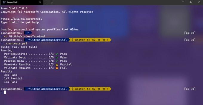 Windows Terminal 1.0 - Windows වලටත් Linux වලට වගේ Package Manager එකක්