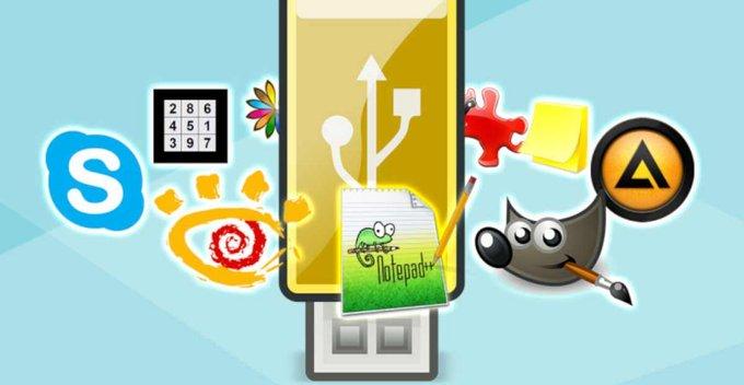 ඕනම Software එකක් Portable කරල ඕනෙම PC එකක Open කරමු.