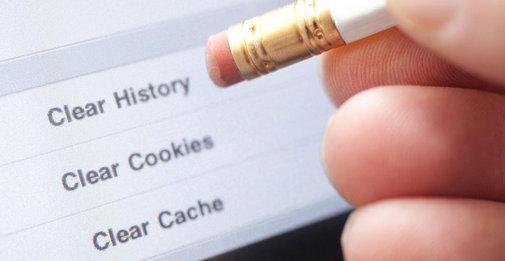 Web history එක browser එකෙන් clear කරත් internet එකෙන් clear වෙනවද?