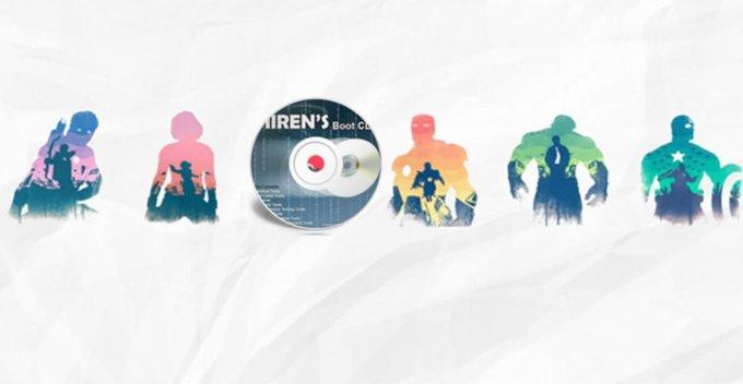 Windows හානි වූ පරිගණකයක backup කරගැනීම සදහා Hiren boot CD
