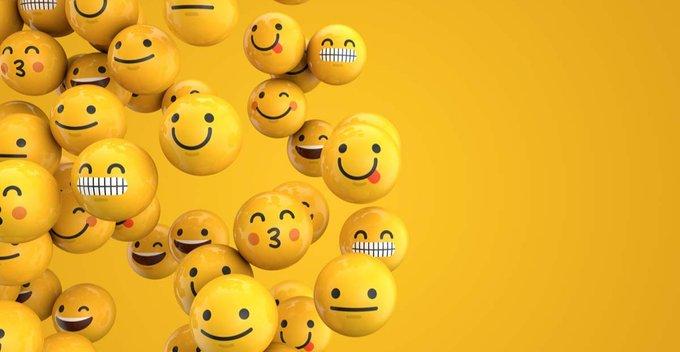 හද රැඳි දේ රිසි සේ කියන Emojis