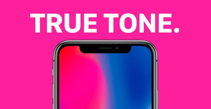 මොකද්ද මේ True Tone Display