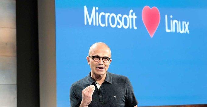 Microsoft ඕපන් සෝස් වෙයි(ද)
