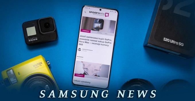 Samsung Updates. අලුත්ම Updates ටික කෙටියෙන්.