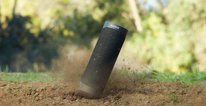 Sony පවුලේ අලුත්ම Wireless Speaker සාමාජිකයා SRS-XB23