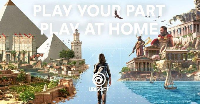 Ubisoft වෙතින් Assassin Creed Educational Tours Greece & Egypt නොමිලේ ලබාගන්න