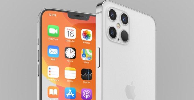 iPhone 12 series එක මහා පරිමාණ නිෂ්පාදනය ජූලි වලදී