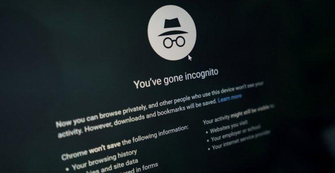 Chrome browser එකේ Incognito mode එකේදි දත්ත track කිරීමට බිලියන 5ක දඩයක්