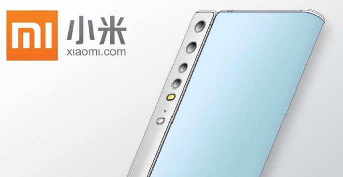 Huawei Mate Xs එකේ පෙනුමට සමාන folding smartphone එකකට Xiaomi විසින් patent ලබා ගනී