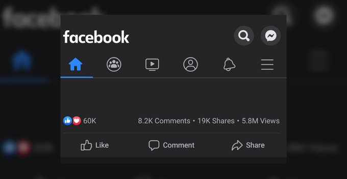 Facebook Android App එකට ළඟදීම Dark Mode, Coronavirus Tracker එකක් සහ Quite Mode