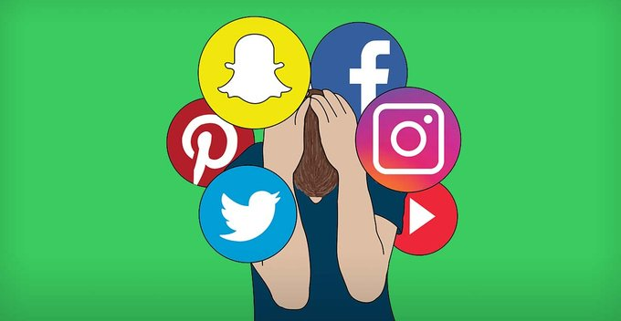 Social media account එකක් හරියට delete කරන්නේ කොහොමද?