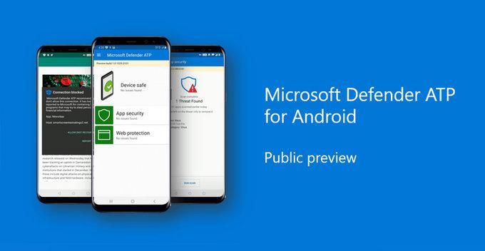 Microsoft Defender Anti-Malware App එක Android වල Release වෙයි