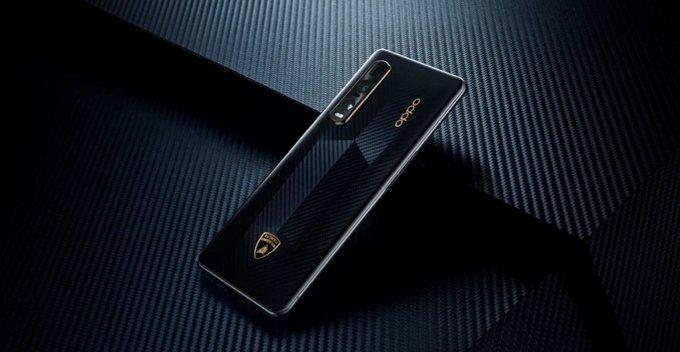 OPPO විසින් Find X2 Pro AutoMobili Lamborghini Edition එක හඳුන්වා දෙයි