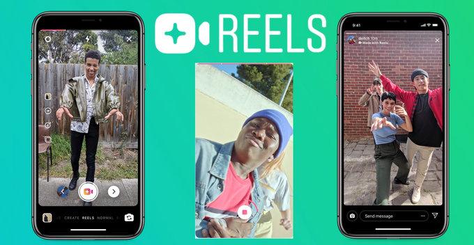 ඉන්දියාව තුල TikTok තහනම් කිරීමෙන් පසුව Facebook සමාගම විසින් Reels අත්හදා බලයි