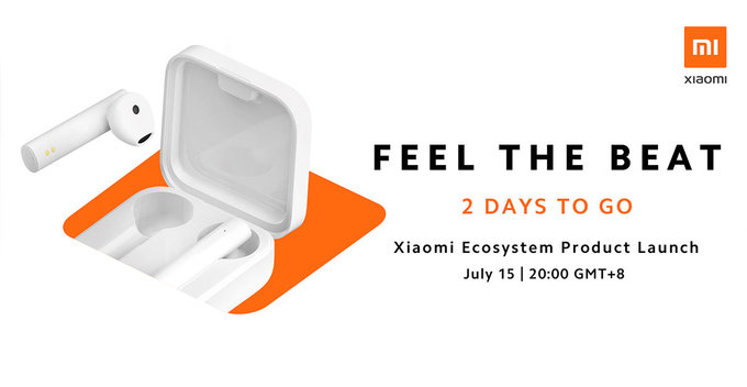 Xiaomi විසින් Mi True Wireless Earphones 2 Basic එක නිකුත් කිරීම ජූලි 15 වෙනිදා
