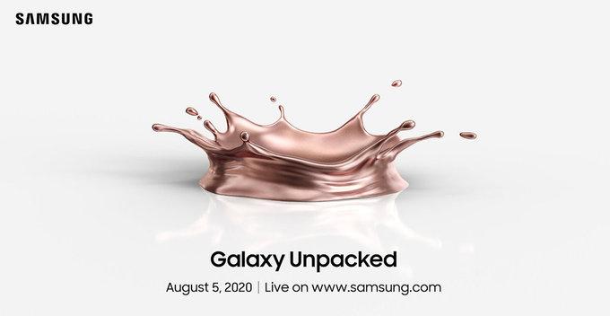 Galaxy Note 20 එළිදැක්වීම 'Virtual' ආකාරයට සිදු කරන බව Samsung නිවේදනය කරයි
