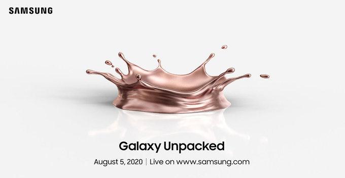 2020 Galaxy Unpack Event එකෙන් Devices 05 ක්