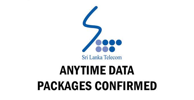 SLT Anytime data plans සඳහා අනුමැතිය ලබා දුන් බව TRCSL විසින් Android වැඩකාරයෝ වෙත තහවුරු කරයි