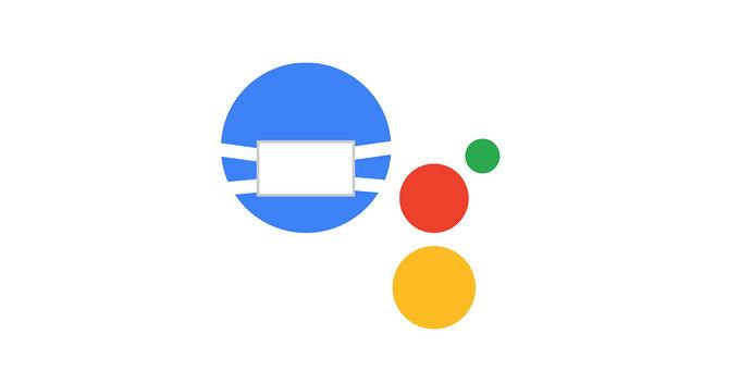 Google Assistant විසින් මුඛ ආවරණ පැලඳීමේ වාසි පිළිබඳ ගීතයකින් කියා දේ