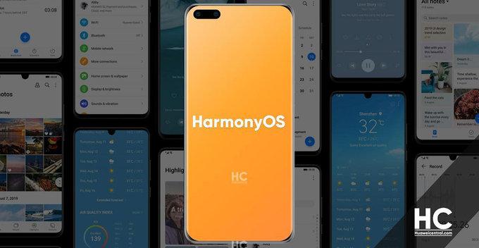 Android අත්හැර HarmonyOS එක යොදා පළමු දුරකථනය මෙම වසරේ අගදී එලිදැක්වීමට Huawei සමාගම සූදානම් වේ
