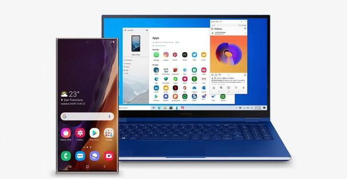 Samsung Galaxy ජංගම දුරකථන වල ඇති Android apps, Windows 10 වල launch කිරීමේ හැකියාව නුදුරේදීම