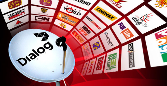 නව per day හා monthly prepaid Package සදහා TRC වෙතින් Dialog TV වෙත අනුමැතිය