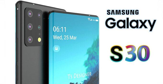 Samsung Galaxy S30 series එක මොන වගේ වෙයිද?