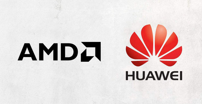 Huawei සමාගමට සැපයුම් කිරීම සඳහා අවසර ලබාදෙමින් ඇමරිකානු රජය විසින් AMD සමාගමට අපනයන බලපත්ර නිකුත් කරයි