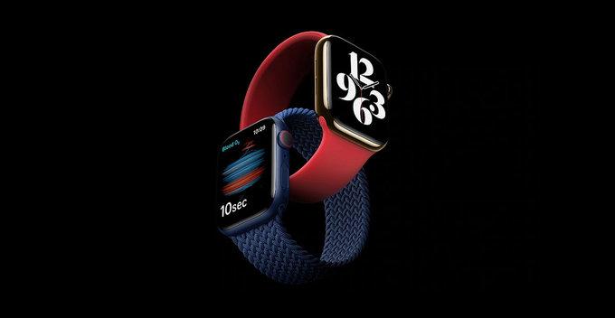 Apple සමාගම විසින් Apple Watch Series 6 සහ Apple Watch SE නමින් නව Apple Watch 02ක් හඳුන්වා දීමට කටයුතු කරයි