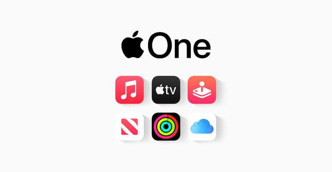 $14.95 සිට Apple One subscription bundles ඔබ අතට