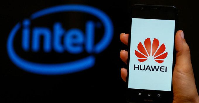 Huawei සමාගමට සැපයුම් කිරීම සඳහා අවසර ලබාදෙමින් ඇමරිකානු රජය විසින් INTEL සමාගමට අපනයන බලපත්ර නිකුත් කරයි
