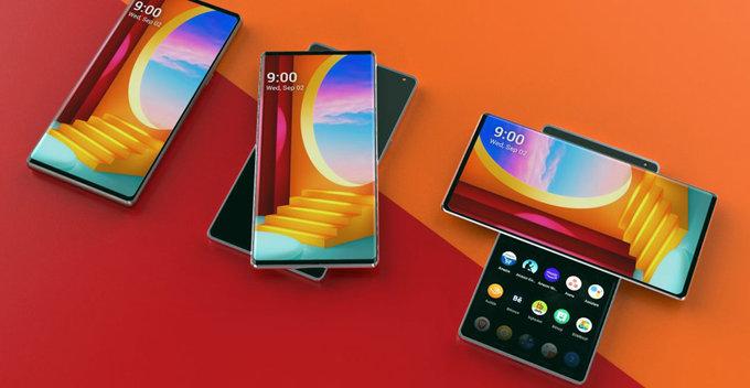 Rotatable තිරයක් සහිත LG සමාගමේ නවතම Smartphone එක, LG Wing එලි දැක්වීම සැප්තැම්බර් මස 14 වනදා