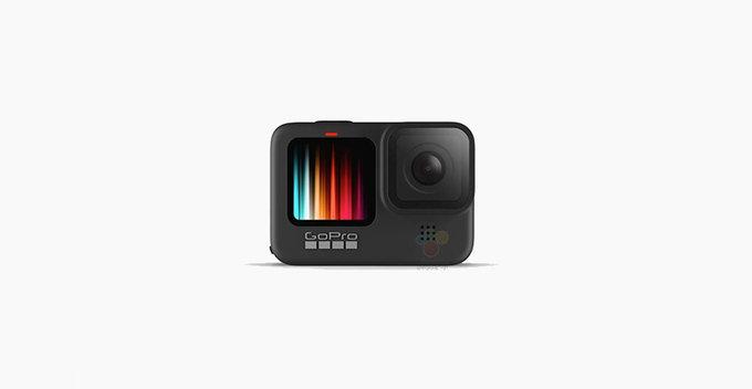 Front-Facing Display එක සඳහා Color Display එකක් යොදමින් GoPro Hero 9 නිපදවීමට සැරසේ