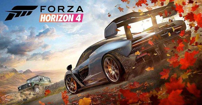 Forza Horizon 4 ගැන සිංහලෙන් දැන ගමු