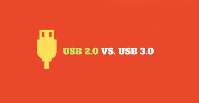 USB 2.0 හා 3.0 අතර ඇති වෙනස්කම් ගැන දැනගමු