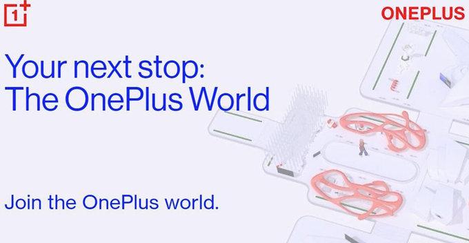 Games, Museum ඇතුලු ආකර්ෂණීය අත්දැකීම් රැසක් සමගින් OnePlus සමාගමේ OnePlus World නම් VR Platform එක එලිදක්වයි