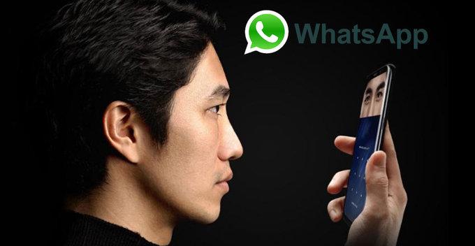 WhatsApp Android සඳහා වන face unlock පහසුකම ලබා දීමට Facebook ආයතනය සූදානම් වේ