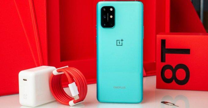OnePlus 8T: Fast Charging වලට වෙනම phone එකක්?