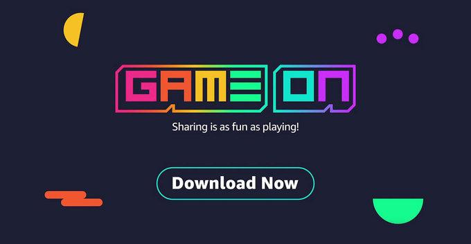 Amazon විසින් Mobile Gamersලා සදහා GameOn නමින් නව Community Platform එකක් හදුන්වාදේ