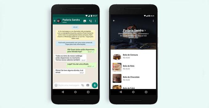WhatsApp Business සඳහා Shopping Button එකක් හදුන්වා දීමට කටයුතු කරයි