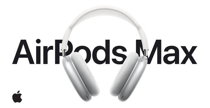 Apple සමාගම විසින් AirPods Max නමින් තම ප්රථම Over-Ear Noise-Canceling headphone එකක් එලි දැක්වීමට කටයුතු කරයි