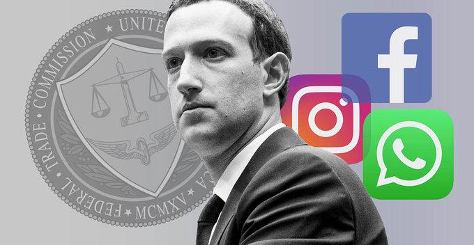 Facebook ඒකාධිකාරය බිඳ දැමීම සඳහා WhatsApp සහ Instagram විකුණා දැමීමට අධිකරණයෙන් නියෝග නිකුත් වන ලකුණු
