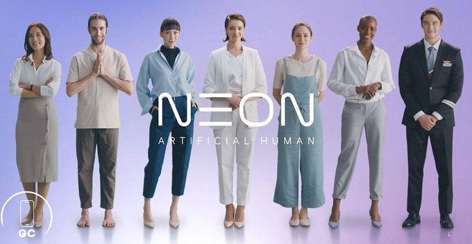 Samsung සමාගම විසින් තම NEON නම් Artificial Human බැංකුකරණ කටයුතු සඳහා යොදාගන්නා ආකාරය දැක්වෙන වීඩියෝවක් එලිදක්වයි