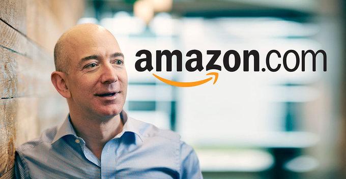 Amazon සමාගමේ CEO වන Jeff Bezos මහතා එම ධූරයෙන් ඉවත් වන බව නිවේදනය කරයි