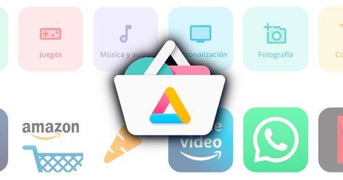 Google Play Store වෙනුවට Aurora Store පාවිච්චි කරලා බලමු.