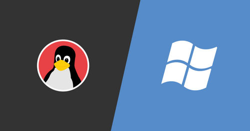 ගොඩක්ම ලස්සන Windows ද? Linux ද?