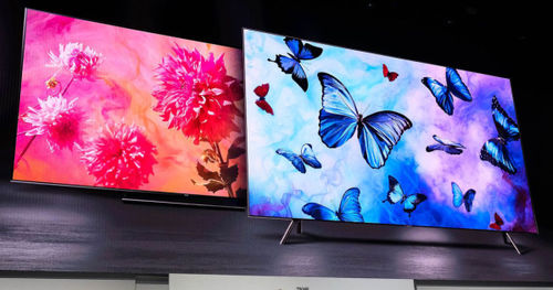 Samsung විසින් LCD Display නිශ්පාදනය නැවතීමේ ලකුණු.