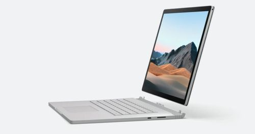 Microsoft Surface Book 3 pre-order ආරම්භ වේ