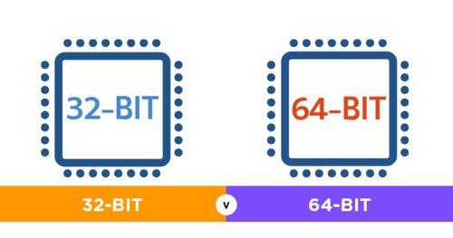 මොනවද මේ 32-bit සහ 64-bit CPU කියන්නෙ