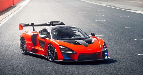 අමතක නොවන සෙනා -McLaren Senna